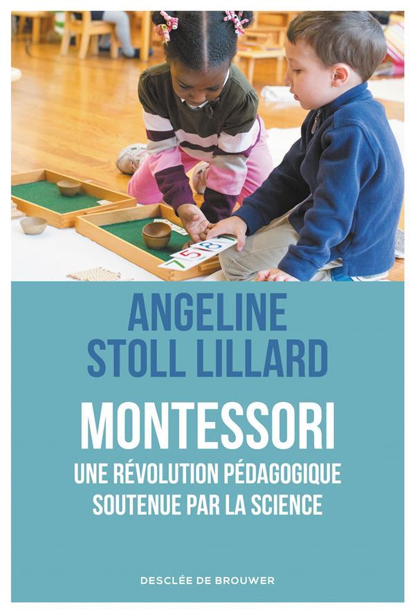 Montessori ; une révolution pédagogique soutenue par la science