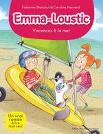 Vente EBooks : Emma et Loustic T.12 ; vacances à la mer  - Fabienne Blanchut