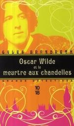 Couverture de Oscar wilde et le meurtre aux chandelles