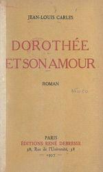 Dorothée et son amour