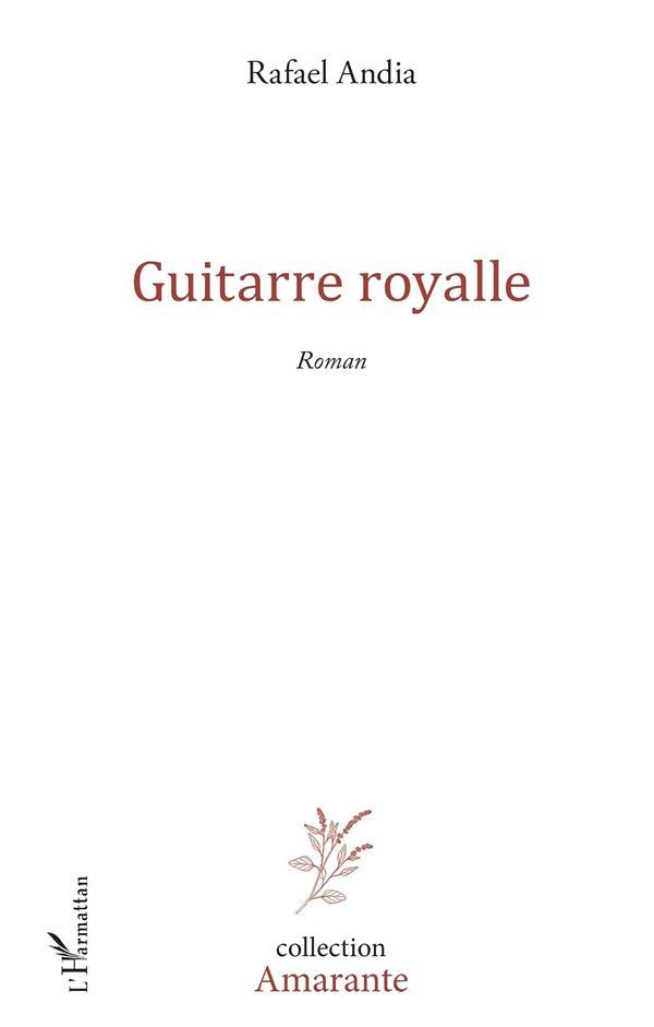 Guitarre royalle