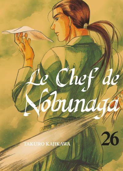 Le chef de Nobunaga T.26