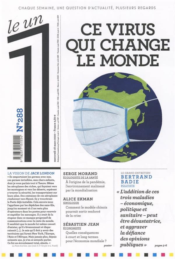 LE 1 N288 - CE VIRUS QUI CHANGE LE MONDE COLLECTIF