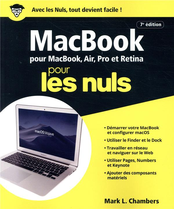 CHAMBERS MARK L. - MACBOOK POUR LES NULS