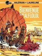 Vente Livre Numérique : Valérian - Tome 4 - Bienvenue sur Alflolol  - Pierre Christin