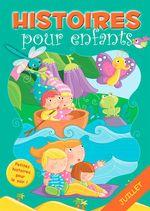 Vente EBooks : 31 histoires à lire avant de dormir en juillet  - Claire Bertholet - Sally-Ann Hopwood - Histoires à lire avant de dormir