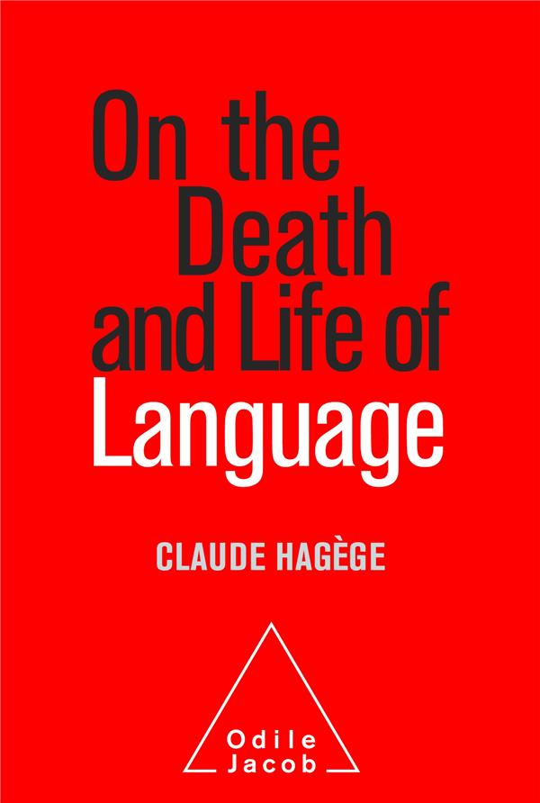 On the death and life of langage