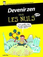 Vente Livre Numérique : Devenir zen pour les nuls  - Leslie Plée