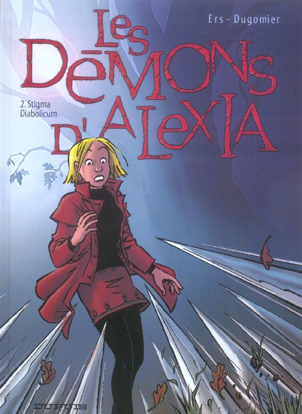 Les démons d'Alexia T.2 ; stigma diabolicum