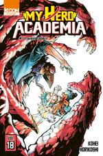 Vente Livre Numérique : My Hero Academia T18  - Kohei Horikoshi