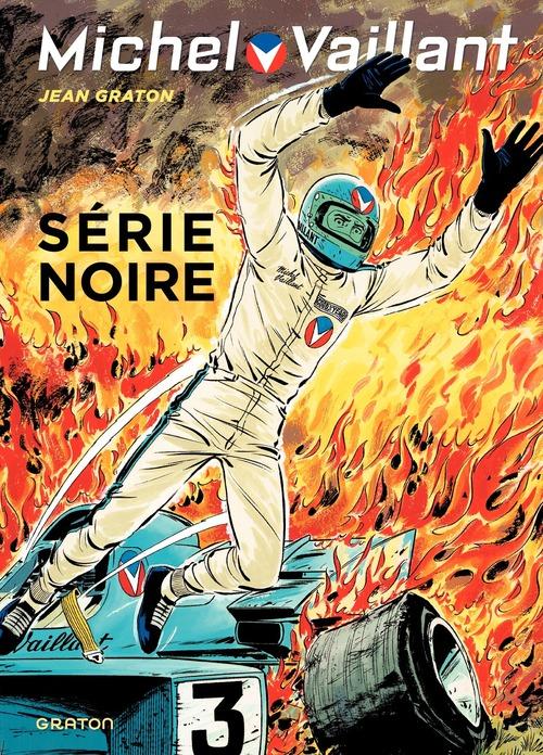 Michel Vaillant - tome 23 - Série noire
