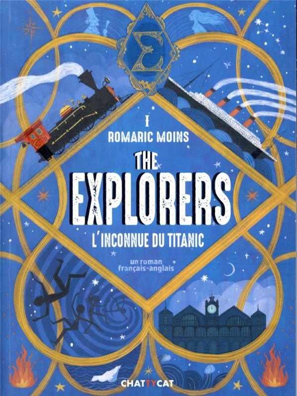 THE EXPLORERS : L'INCONNU DU TITANIC