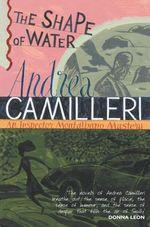 Vente Livre Numérique : Shape of Water  - Andrea Camilleri