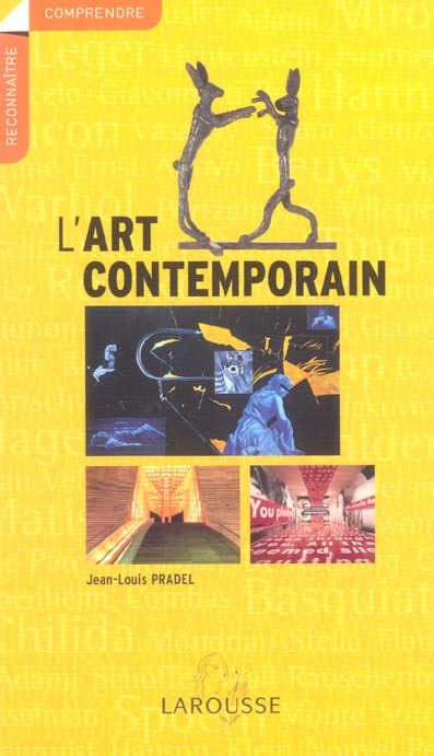 L'art contemporain (édition 2004)
