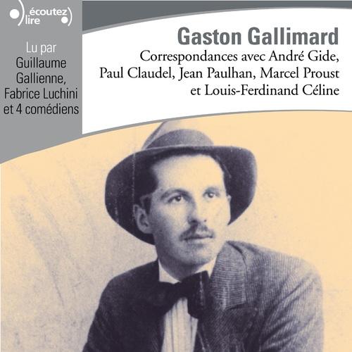 Dialogues avec Gaston Gallimard