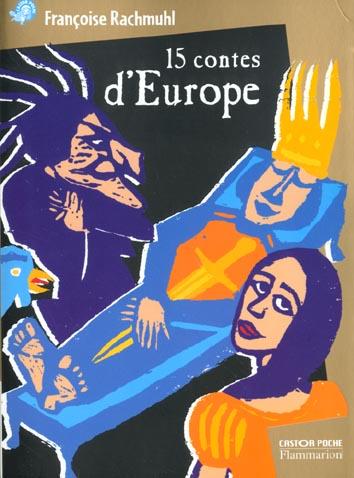 Quinze contes d'europe