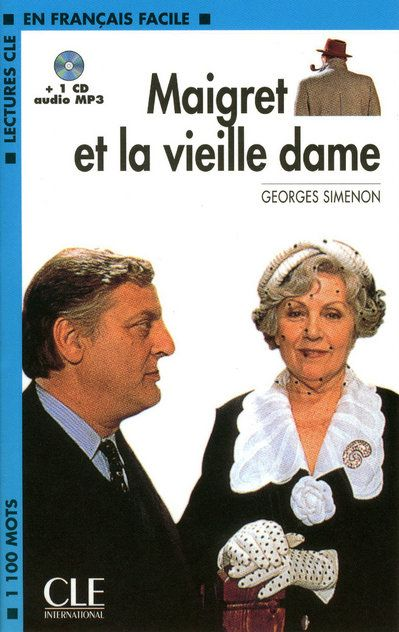Maigret & Vieille Dame +Cd Mp3