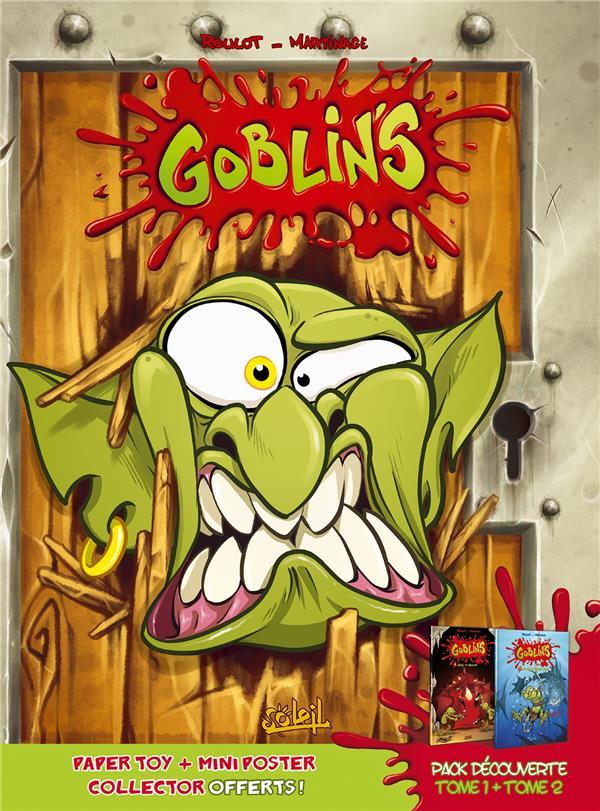 Goblin's ; coffret t.1 et t.2