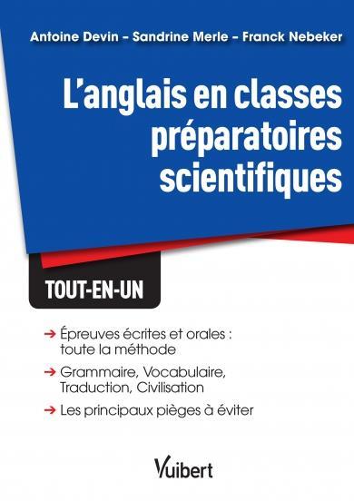 L'anglais en classes préparatoires scientifiques ; tout-en-un