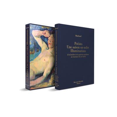 poésies ; une saison en enfer, illuminations d'Arthur Rimbaud à la lumière de la peinture moderne au tournant du XXe siècle