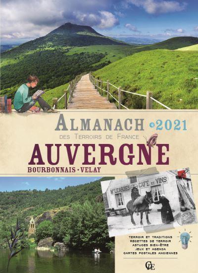 Almanach Auvergne (édition 2021)