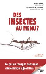 Des insectes au menu ?  - Vincent Albouy