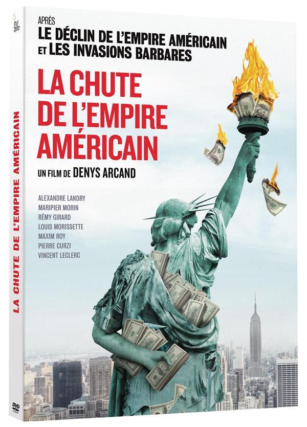 CHUTE DE L'EMPIRE AMERICAIN (LA) - DVD