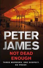 Vente Livre Numérique : Not Dead Enough  - Peter JAMES