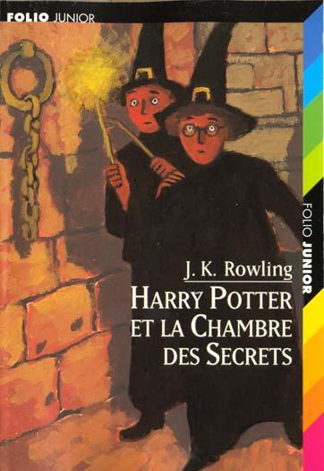 Harry Potter T.2 ; Harry Potter et la chambre des secrets