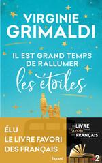 Vente livre : EBooks : Il est grand temps de rallumer les étoiles  - Virginie Grimaldi