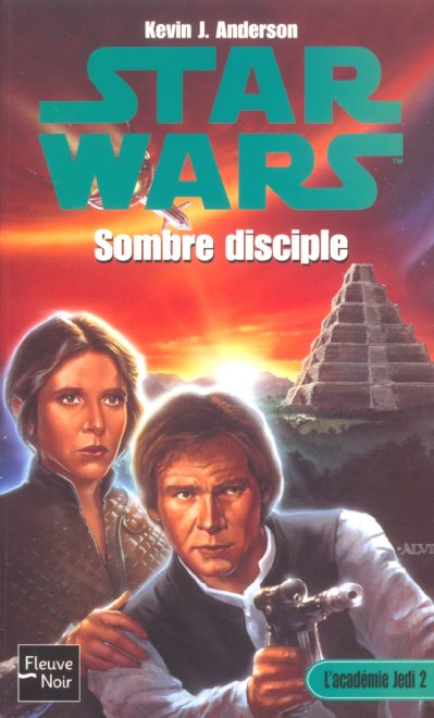 Star wars t.17 ; l'academie jedi t.2 ; sombre disciple