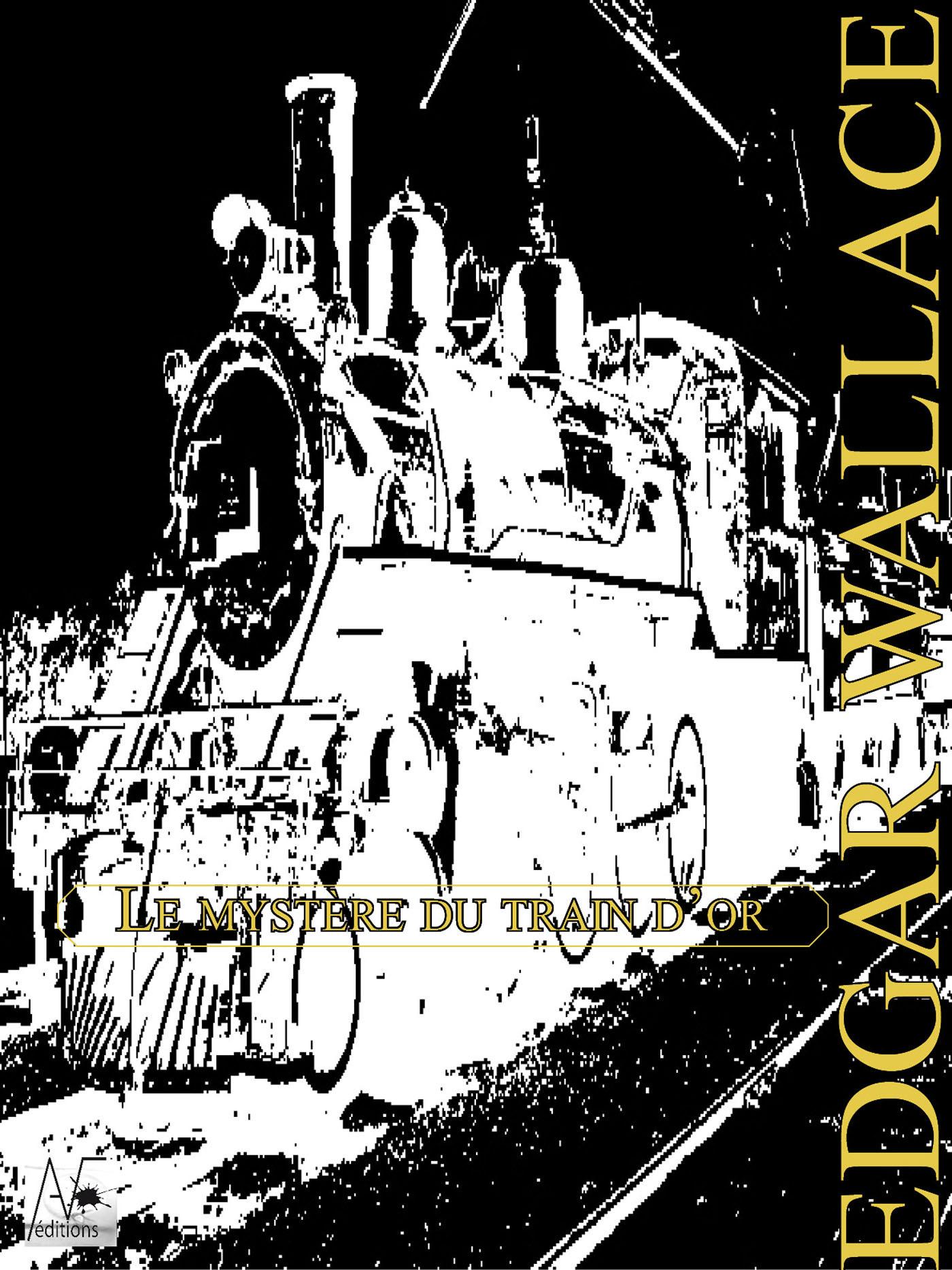 Le mystère du train d'or