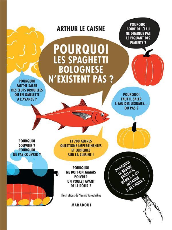 Pourquoi les spaghetti bolognese n'existent pas ?