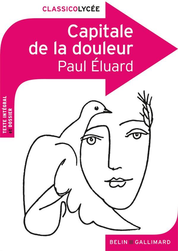 Capitale de la douleur, de Paul Eluard