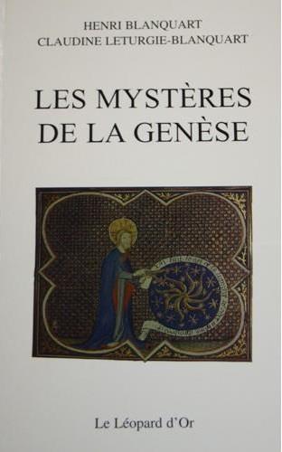 Les mystères de la Génèse