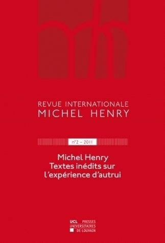 Revue michel henry t.2