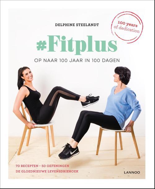 #FitPlus - Delphine Steelandt - ebook