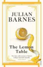 Vente Livre Numérique : The Lemon Table  - Julian Barnes