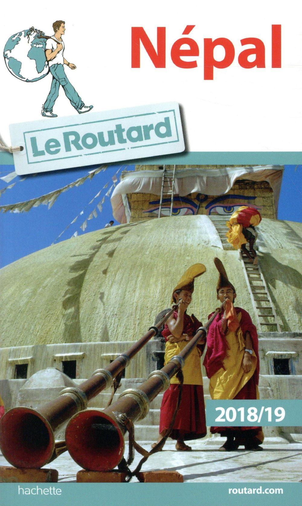 Guide du Routard ; Népal (édition 2018/2019)