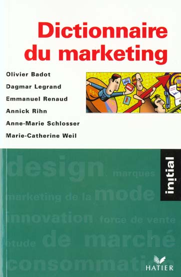 Dictionnaire du marketting