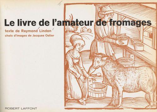 Le livre de l'amateur de fromages