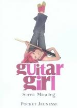 Couverture de Guitar girl
