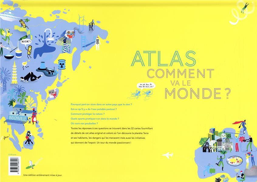 Atlas ; comment va le monde ?