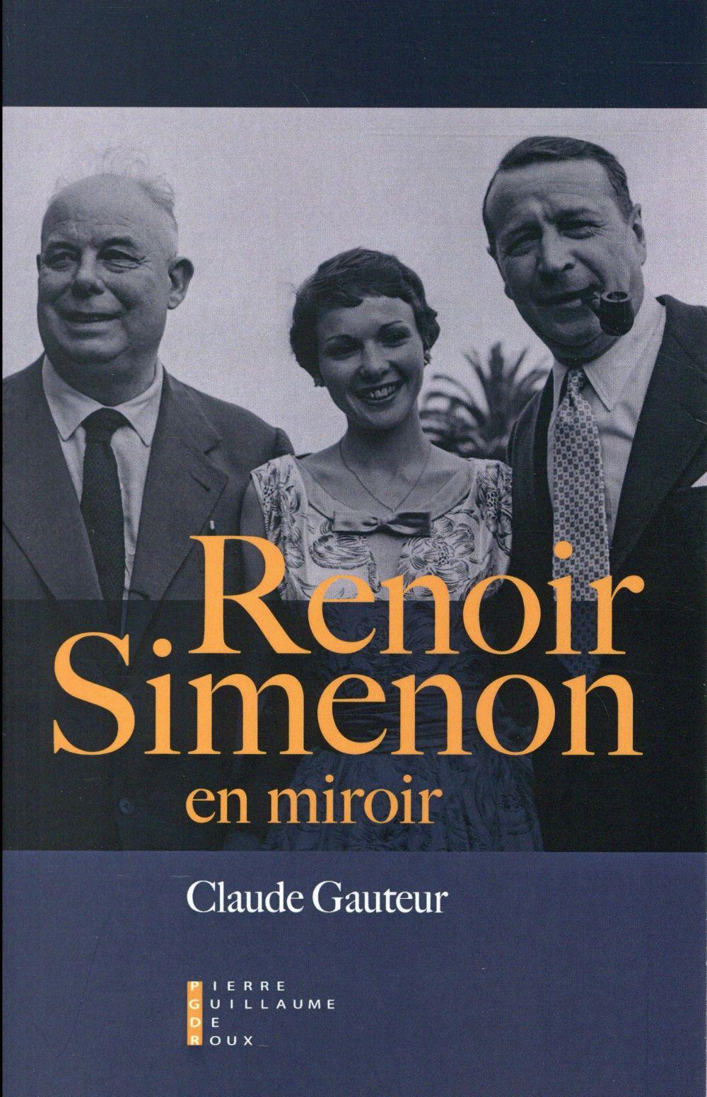 Renoir-Simenon en miroir