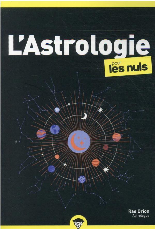 L'astrologie poche pour les nuls (2e édition)