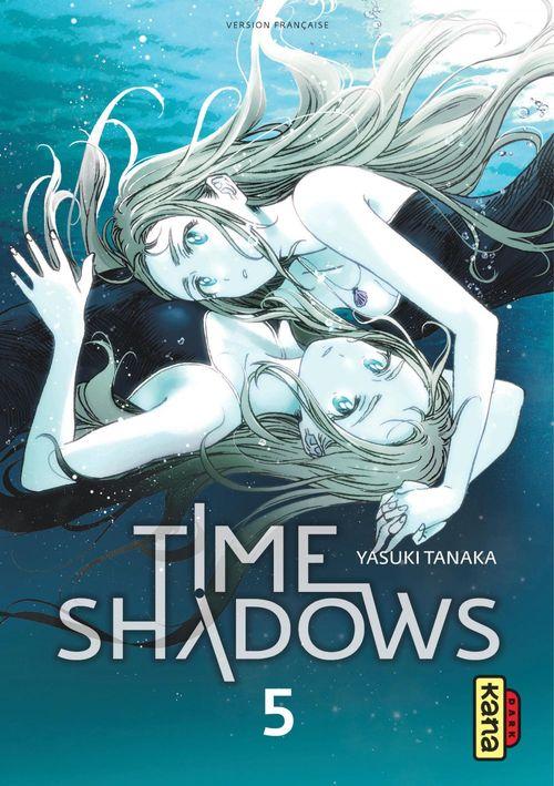 Time shadows - Tome 5  - Yasuki Tanaka