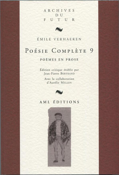 Poesie complète t.9 ; poèmes en prose