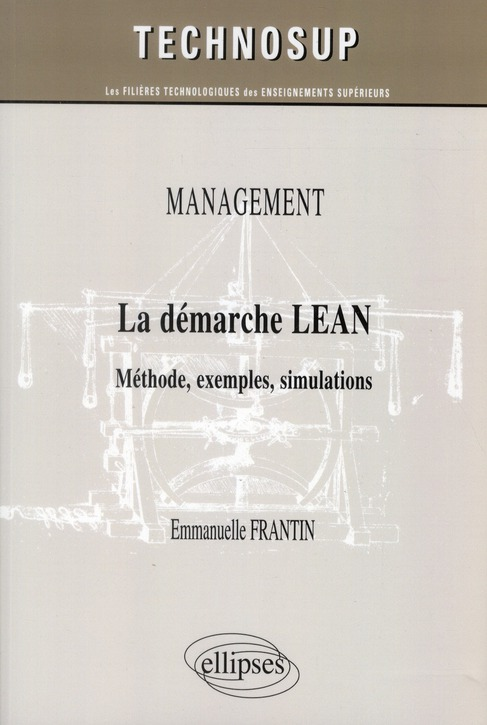 Management La Demarche Lean Methode Exemples Simulations Niveau B