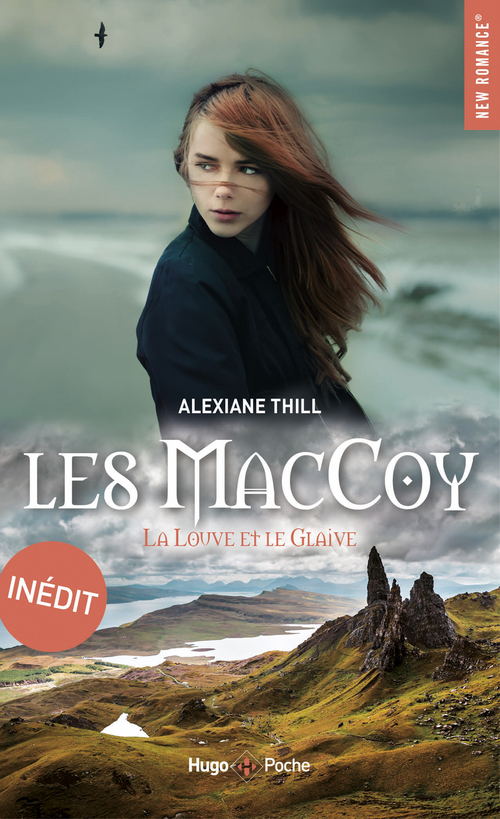 Les MacCoy ; la louve et le glaive