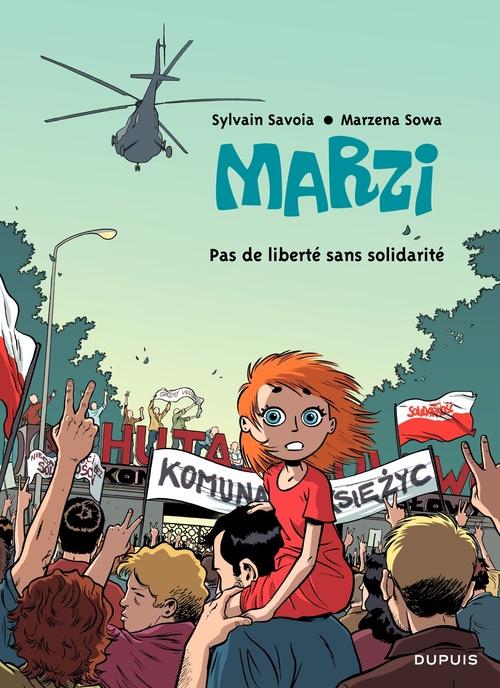 Marzi T.5 ; pas de liberté sans solidarité